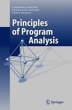 Principles of Program Analysis - Flemming Nielson