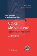 Optical Measurements : Techniques and Applications :  Techniques and Applications
