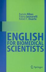 English for Biomedical Scientists - Ramon Ribes
