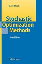 Stochastic Optimization Methods - Kurt Marti