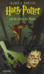 Harry Potter und der Orden des Phonix (Band 5) : German Edition - J. K. Rowling