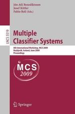 Multiple Classifier Systems : Lecture Notes in Computer Science