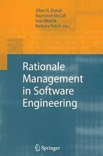 Rationale Management in Software Engineering : Scientific Workflows for Grids