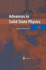 Advances in Solid State Physics 42 : 42