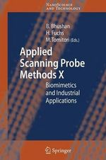 Applied Scanning Probe Methods : x