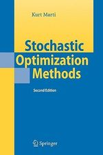 Stochastic Optimization Methods : Numerical Methods and Technical Applications - Kurt Marti