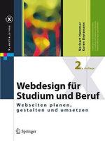Webdesign Fur Studium Und Beruf : Webseiten Planen, Gestalten Und Umsetzen - Norbert Hammer