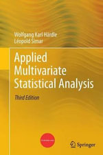 Applied Multivariate Statistical Analysis - Wolfgang Karl Hardle