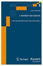Internet Der Dienste : Acatech Diskutiert