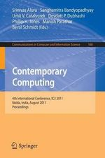 Contemporary Computing : Communications in Computer and Information Science