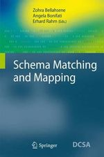 Schema Matching and Mapping