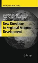 New Directions in Regional Economic Development : Towns as Focus Points in Rural Development