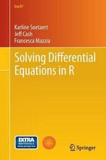 Solving Differential Equations in R - Karline Soetaert