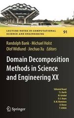 Domain Decomposition Methods in Science and Engineering XX : Second-Order Necessary and Sufficient Optimality C...
