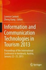 Information and Communication Technologies in Tourism 2013 : The Landscapes of Hargreaves Associates