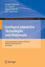 Intelligent Interactive Technologies and Multimedia : Foundation for Software Quality