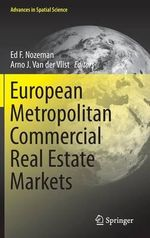 European Metropolitan Commercial Real Estate Markets