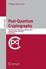Post-Quantum Cryptography : New Trends on Its Process and Applications
