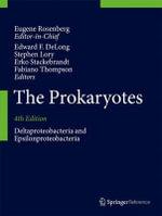 The Prokaryotes : Deltaproteobacteria and Epsilonproteobacteria