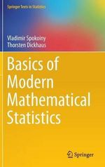 Basics of Modern Mathematical Statistics - Vladimir Spokoiny