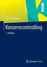 Konzerncontrolling - Stefan Behringer