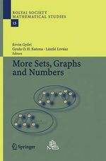 More Sets, Graphs and Numbers : A Salute to Vera SOS and Andras Hajnal