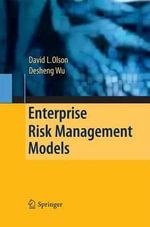 Enterprise Risk Management Models - David L. Olson