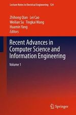 Recent Advances in Computer Science and Information Engineering : Volume 1