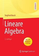 Lineare Algebra - Siegfried Bosch