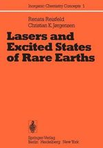 Lasers and Excited States of Rare Earths - Renata Reisfeld