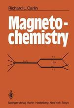 Magnetochemistry - Richard L. Carlin