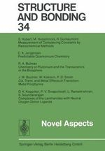 Novel Aspects : Structure and Bonding - Xue Duan