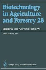 Medicinal and Aromatic Plants VII - Professor Dr. Y. P. S. Bajaj