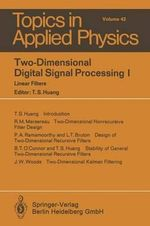 Two-Dimensional Digital Signal Processing I : Linear Filters