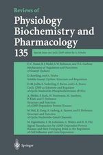 Reviews of Physiology, Biochemistry and Pharmacology : Special Issue on Cyclic Gmp - G. Schultz