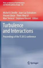 Turbulence and Interactions : Proceedings of the TI 2012 Conference