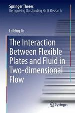 The Interaction Between Flexible Plates and Fluid in Two-Dimensional Flow - Laibing Jia