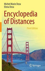 Encyclopedia of Distances - Michel Marie Deza