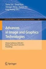 Advances in Image and Graphics Technologies : Chinese Conference, IGTA 2014, Beijing, China, June 19-20, 2014, Proceedings