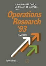 Operations Research '93 : The Case for and Against Riches