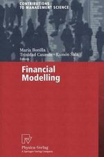 Financial Modelling : Contributions to Management Science