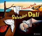 Salvador Dali : Coloring Book - Prestel