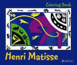 Coloring Book Henri Matisse : Coloring Book - Prestel