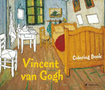 Coloring Book Vincent Van Gogh : Coloring Book - Prestel Publishing