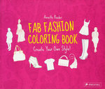 Fab Fashion : Coloring Book - Prestel Publishing