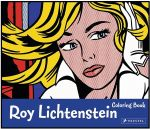 Roy Lichtenstein : Coloring Book - Prestel Publishing