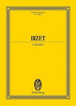 Carmen : Opera Comique in Four Acts - Georges Bizet