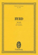 Mass in F Major : For 3 Voices (Stb) - William Byrd