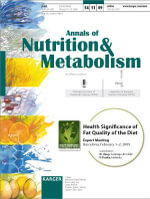 Health Significance of Fat Quality of the Diet : Expert Meeting, Barcelona, February 2009 Supplement Issue: Annals of Nutrition and Metabolism 2009, Vol. 54, Suppl. 1