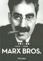 Marx Bros. : Movie Icons